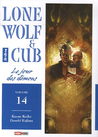 Lone wolf & cub Vol.14 par KOIKE Kazuo
