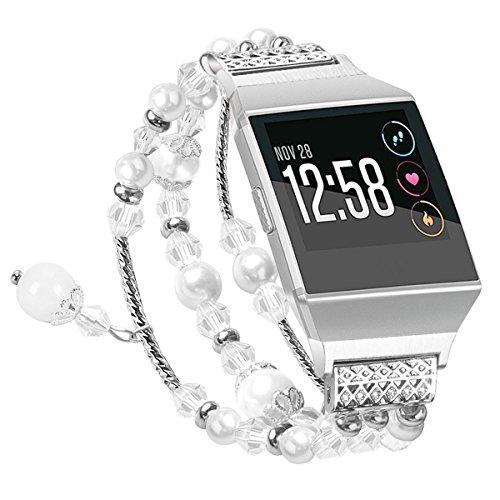 """d Band für fitbit ionische intelligente Fitness Uhr für Frauen oder Mädchen 5,5 """"-6"""" Handgelenkgröße (Guter Bruder Und Schwester Kostüme)"""