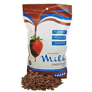 Schokolade für Schokobrunnen, Vollmilch, 900 gr – JM Posner
