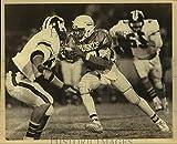 Historique des Images 1982Press Photo Eric Tennessee, Holmes High School Joueur de Football au Jeu–8x 10en