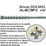 Makita P-77992 - Broca SDS-MAX MAK4
