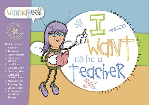 teacher-role-play-pad-for-pretend-play-includes-register-stickers-weather-chart-etc