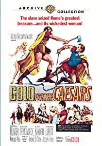Gold For The Caesars [DVD] [1964] [Region 1] [US Import] [NTSC]