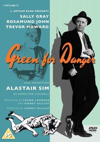 Bild von Green For Danger [DVD] by Alastair Sim