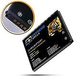 Extremecells Akku für Samsung Galaxy S2 GT-i9100 i9105 S II Plus EB-F1A2GBU Accu
