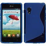 Best LG sforzi - LG–Custodia Cover per L5II–, rosa Review