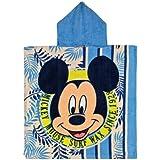 Toalla poncho Mickey Disney Surf
