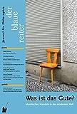 Der Blaue Reiter. Journal für Philosophie / Was ist das Gute?: Moralisches Handeln in der modernen Welt - Dieter Birnbacher