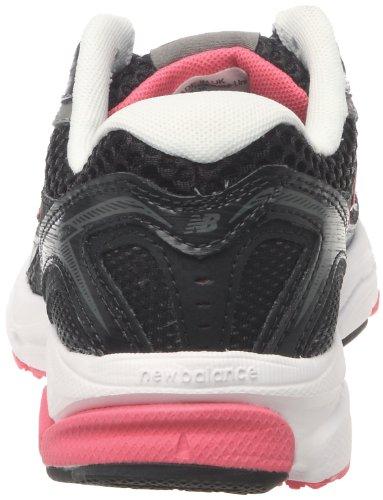 New balance W580BP2, Chaussures course à pied femme Noir (bp2 black/pink)