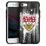 DeinDesign Apple iPhone 8 Silikon Hülle Case Schutzhülle VfB Stuttgart Fussball Stuggi