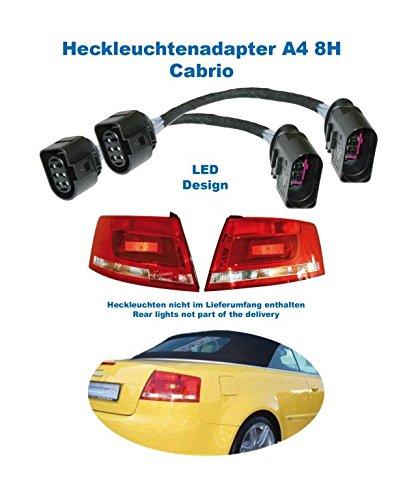 Kufatec Adapter facelift Heckleuchten LED