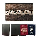 PU Pass Passetui Halter Hülle Schutz // M00292094 Adwords Seo Sem Google Marketing // Universal passport leather cover