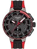 Tissot Herren-Uhren Analog Quarz One Size Kunststoff 87249085