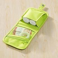 Qearly Neu Design Portable First Aid Basic Erste Hilfe Kit Medicine Tasche-Gruen preisvergleich bei billige-tabletten.eu