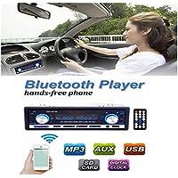 AUDEW Autoradio Bluetooth Stereo Auto Lettore MP3 ISO FM USB AUX SD