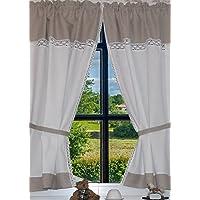 Suchergebnis auf Amazon.de für: gardine+landhaus - Fensterdekoration ...