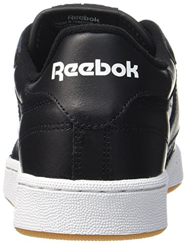 Reebok Uomo Club C 85 Scarpe Da Ginnastica Nere (int-black / White-gum)