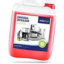 WoldoClean I 10 Liter Descaler & Cleaner I For Coffee and Espresso Machine I All Purpose I Limescale Remover I Descaling Kettle Iron I Descale Liquid I Decalcifier