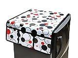 #10: STOP N SHOPP Single Decorative Fridge Top Cover/Refrigerator Cover White