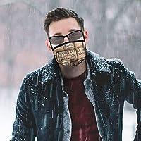 D.ADcustom Custom Wine Corks Unisex Dust Mask Earloop Mouth Mask