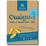 Testa Omega-3 450mg DHA+EPA - Huile d'algues - Omega-3 vegan - 60 capsules - 2 mois d'utilisation
