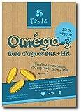 Testa Omega-3 450mg DHA+EPA - Huile d'algues - Oméga 3 vegan - Omega 3-60 capsules - 2 mois d'utilisation