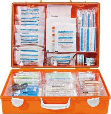 Erste-Hilfe-Koffer DIN 13169 Plus