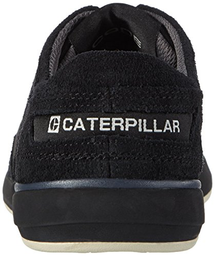 Caterpillar Herren attent Canvas Low-Top Schwarz (MENS BLACK)