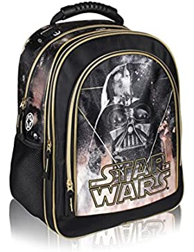 Star Wars Mochila Premium Darth Vader Negro