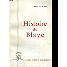 Histoire de blaye