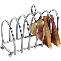 Toast Rack 135x 155x 80mm Brot Slice Halter Ständer Tisch Servieren
