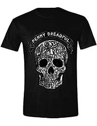 Trademark The A-Team Logo Printed Men's T-Shirt