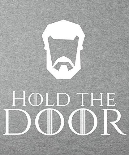 -- Hold the Door -- Boys Kapuzenpullover Sports Grey