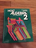 Holt Algebra Two With Trigonometry (Teacher's Edition) - Eugene D. Nichols