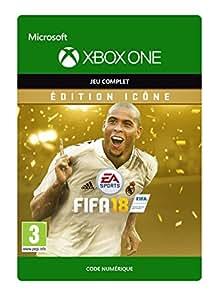 FIFA 18 - Édition ICON   Xbox One - Code jeu à télécharger