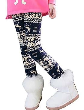 Bambini Ragazze Leggings Pantalo