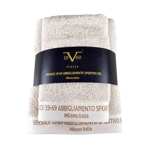 set 3 toallas (70x140 cm; 50x90 cm; 30x50 cm) Versace 19v69 Melea