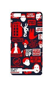 Designer printed back cover for Gionne m5lite