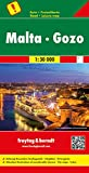 Freytag Berndt Autokarten, Malta - Gozo - Maßstab 1:30.000 (freytag & berndt Auto + Freizeitkarten) - Freytag-Berndt und Artaria KG