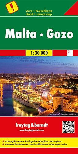 freytag-berndt-autokarten-malta-gozo-massstab-130000
