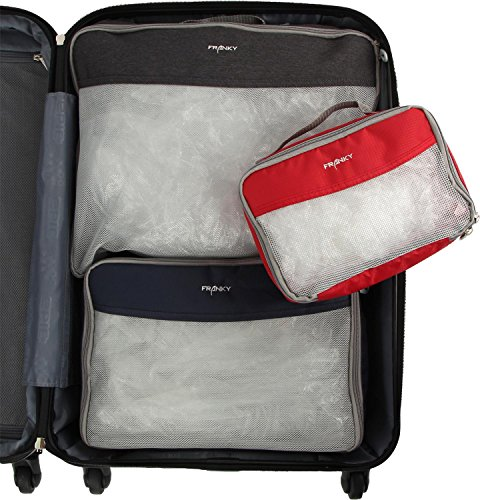 Franky Travel Pack ayuda media gris antracita