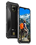 DOOGEE S95 Pro Smartphone Rugged, Helio P90 Octa-Core 8 Go +128 Go 4G Full Netcom, 48 MP Tripla Fotocamera AI, 5150mAh, Android 9.0 IP68 Cellulari in Offerta Impermeabile Antiurto, 6,3 inch FHD +, NFC