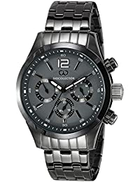 Gio Collection Analog (GREY) Dial Men's Watch - G1008-66