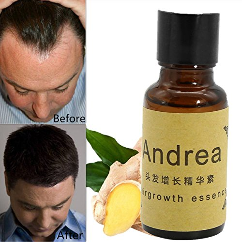 Hjr Natural Cabello/Barba/pestañas crecimiento esencia/Anti-hair pérdida aceite líquido haciendo su pelo más fuerte y más saludable 20ml