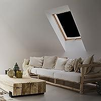 Lumaland Estor Térmico para ventana de techo Velux. Paquete de 2 unidades 94 x 114 cm