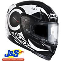 HJC rpha-10Plus Furia Moto Casco Moto Sportiva CRSH Cappello Coperchio J & S
