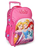 #4: Disney. Polyester 30 Ltr Pink School Backpack