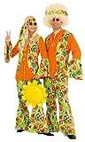 Damen Kostüm Hippie Woman zu Karneval Fasching Gr.50/52