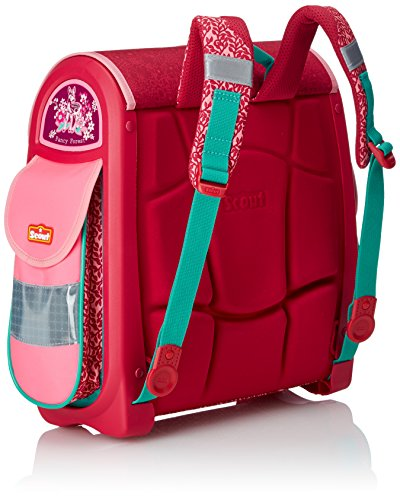 Scout Buddy Set Kinder-Rucksack, Rot - 2