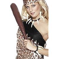 Smiffy's 26549 Costume di carnevale Caverna con accessori